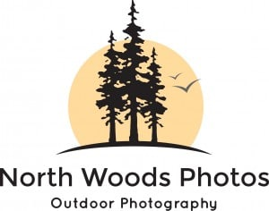 North Woods Photos Logo