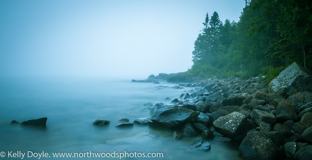 Cascade Beach Lake Superior