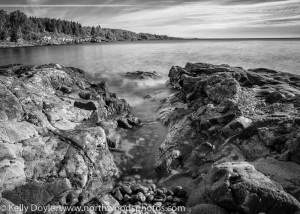 Sugarloaf Cove Black & White