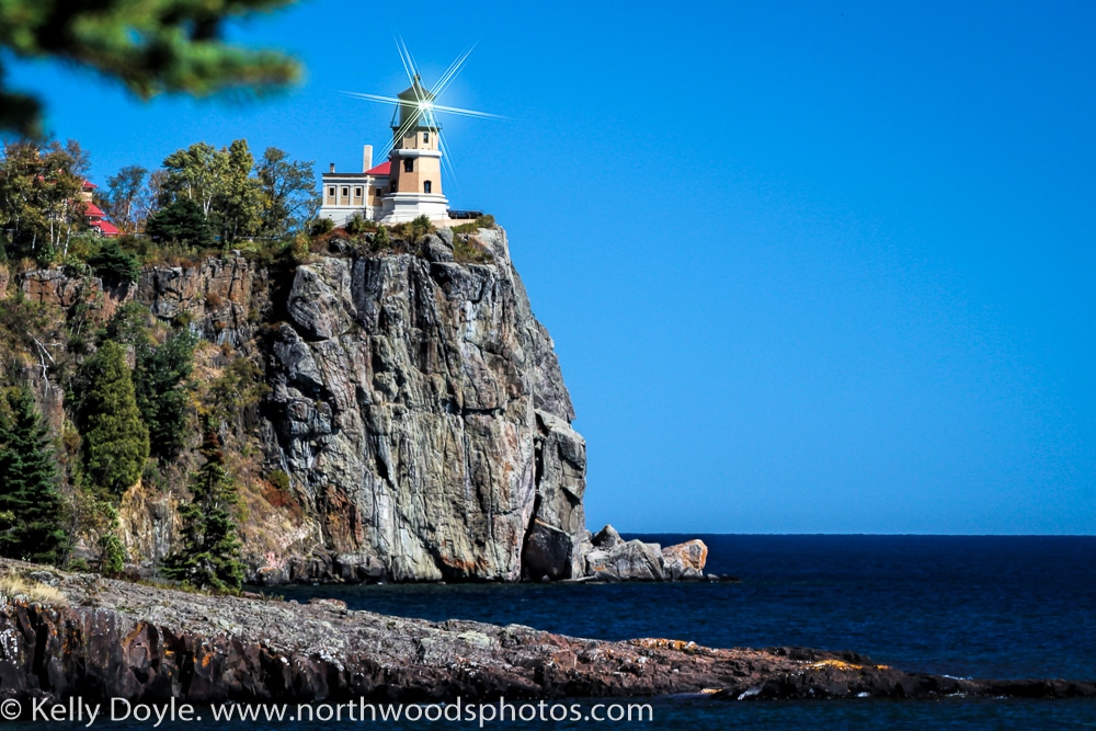 Split Rock Lighthouse Star