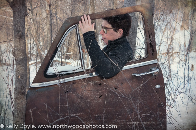Kelly Doyle, Outdoor Photographer & Digital Artist, Owner of North Woods Photos