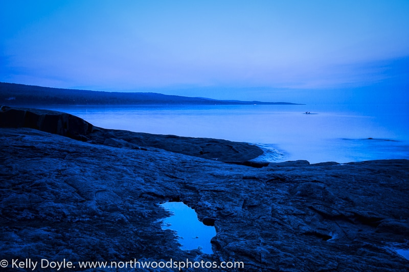 Artists Point Blue Hour