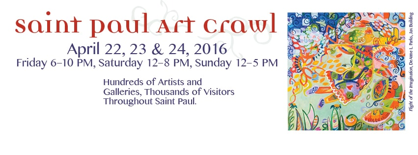St. Paul Art Crawl 2016