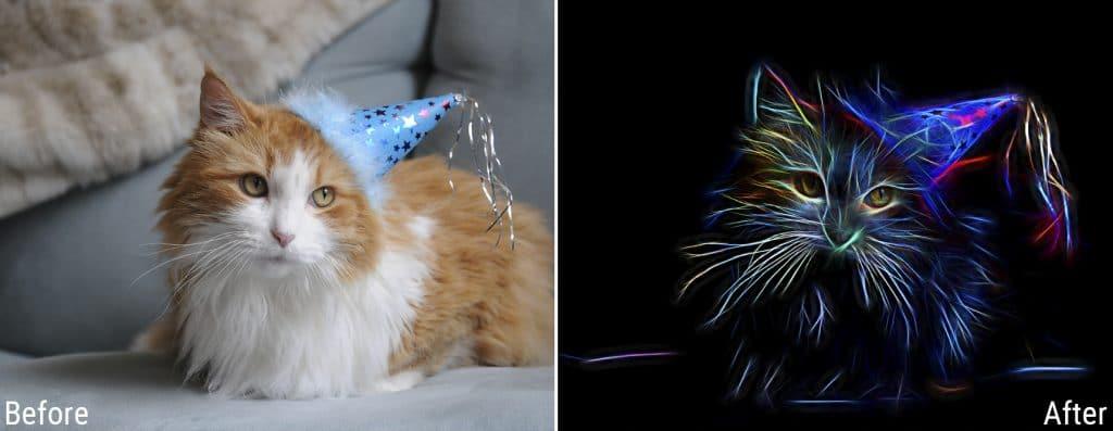 Topaz Labs Glow 2 Cat