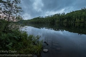East Bearskin Lake at Sunrise